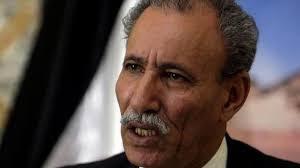 """ضحايا إبراهيم غالي """"زعيم الجبهة الانفصالية"""" يطالبون باعتقاله"""