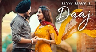 Daaj Lyrics - Satkar Sandhu