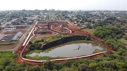 Novos Parques Municipais à disposição da comunidade mourãoense - Campo Mourão - PR