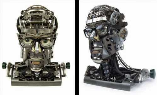 00-Jeremy Mayer-Typewriter-Robot-Sculptures-www-designstack-co