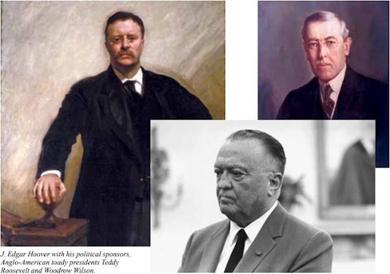 FBI British Empire J. Edgar Hoover oligarchy police state fascism police
