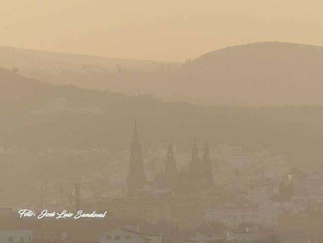 Han sido retirados los avisos por calima y viento en Canarias, febrero 2020 / Foto: José Luis Sandoval