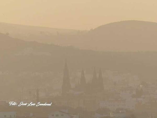 Retiran avisos amarillos por calima y viento en Canarias