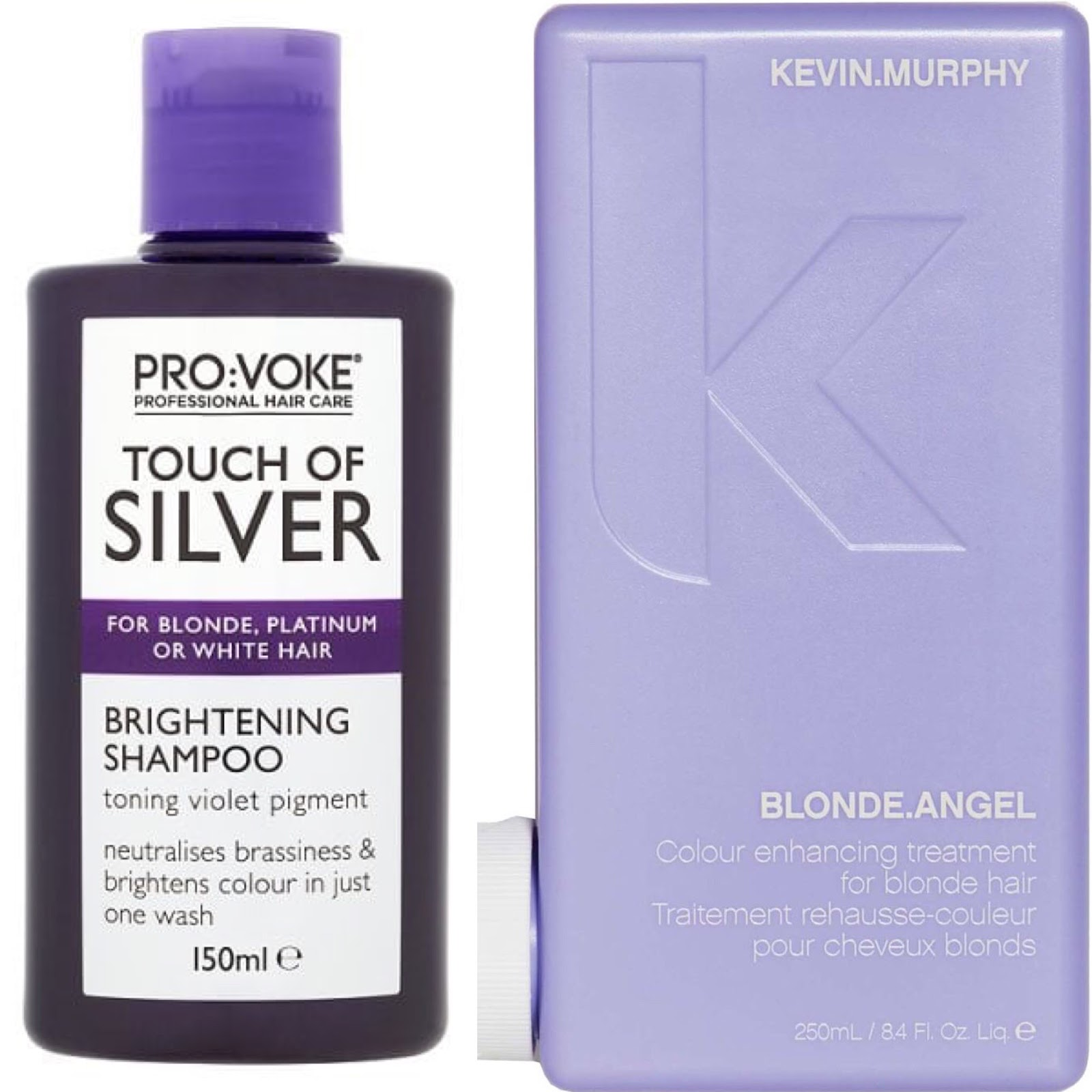 Populaire K.M Blonde Angel vs Pro.Voke Touch of Silver | Aifric Rice VB92
