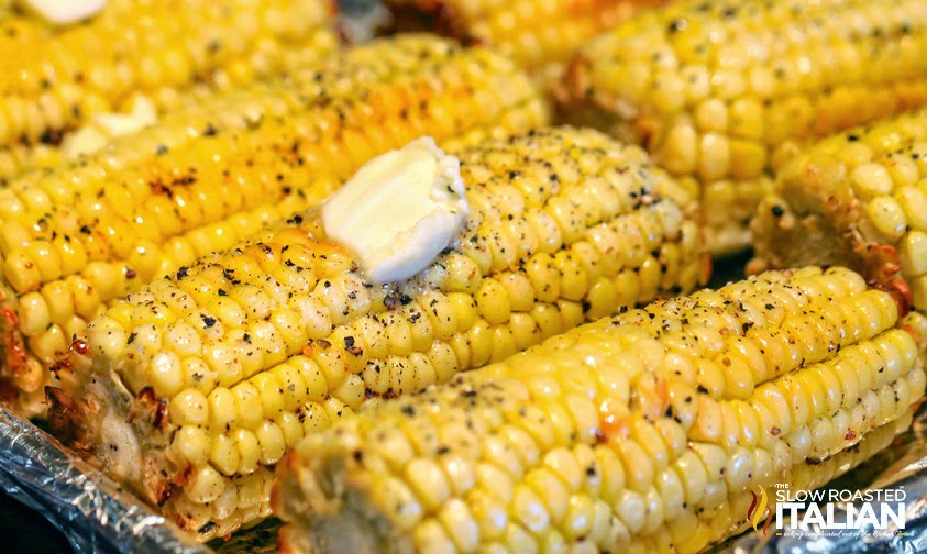 http://www.theslowroasteditalian.com/2014/05/best-ever-oven-roasted-corn-recipe.html