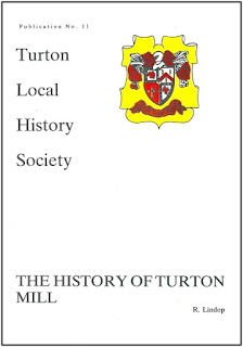 Turton Local History Society #11 - The History of Turton Mill