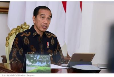 Presiden Jokowi Kucurkan Rp 405 Triliun Tangani Corona, Ini Rinciannya..
