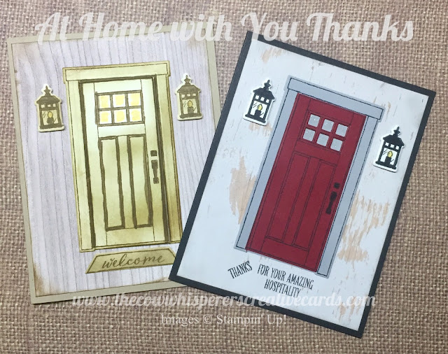 At Home with You, At Home Framelits, Hospitality, Thanks, Wood Texture Paper