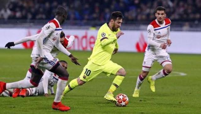 دعم جماهيري كبير ينتظر برشلونة أمام ليون