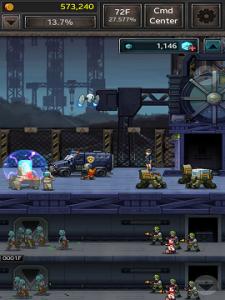 Game Offline - Zombie Hive MOD APK
