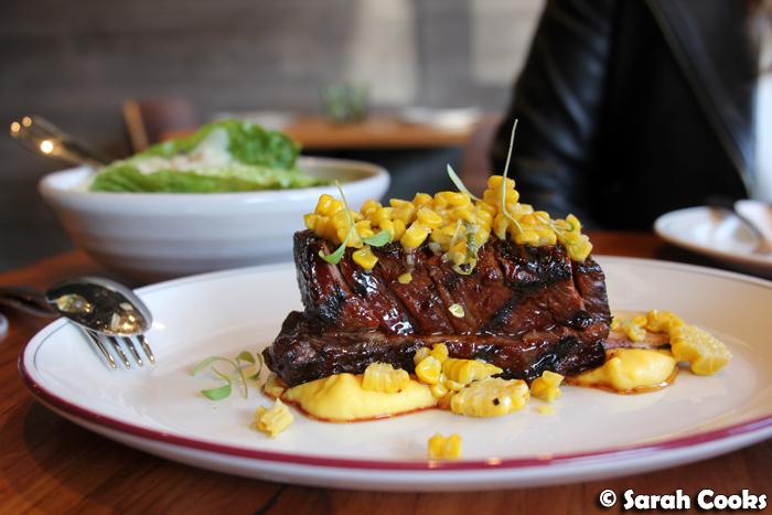 BBQ Beef short rib