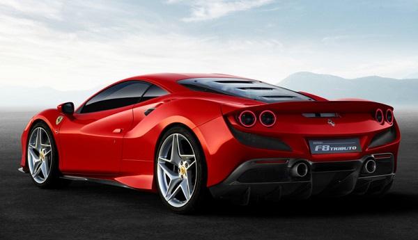 Ferrari F8 Tributo Argentina