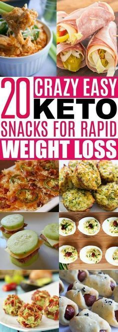20 KETO SNACKS THAT'LL HELP YOU LOSE WEIGHT