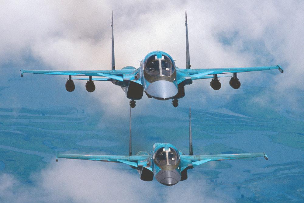 Російським Су-34 розширили бойові можливості