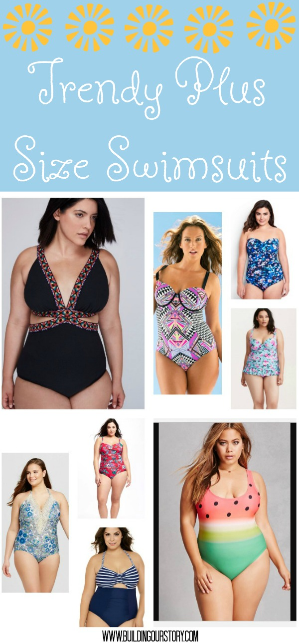 Trendy Plus Size Swimsuits , plus size swimsuits, one piece plus size swimsuits, one piece swimsuit plus size