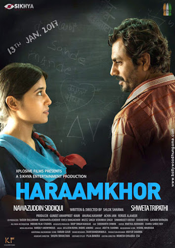 Haraamkhor (2017) Movie Poster