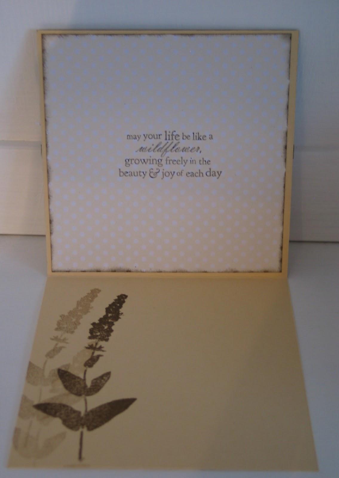 stampin with beemybear geburtstagsgeschenk f r meine freundin. Black Bedroom Furniture Sets. Home Design Ideas