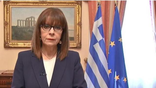 """Μυστράς: Παρουσία της Πρόεδρου της Δημοκρατίας τα """"Παλαιολόγεια 2021"""""""