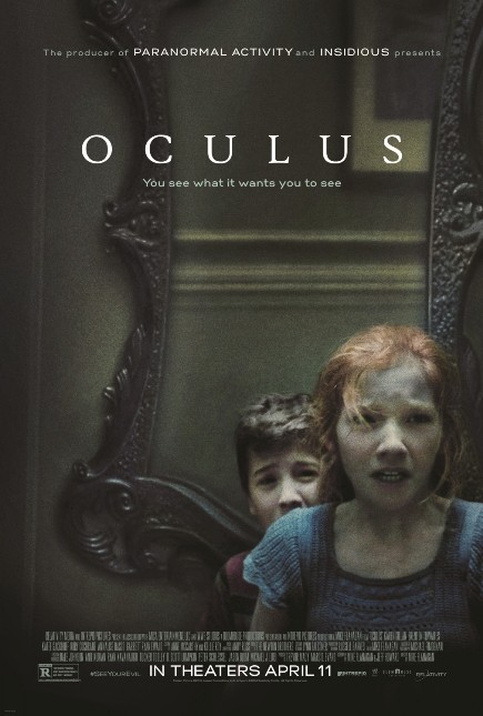 """Oculus (2014)"" movie review by Glen Tripollo"