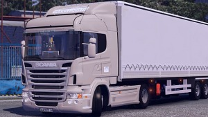 Scania R420 + Trailer (1.4.12)