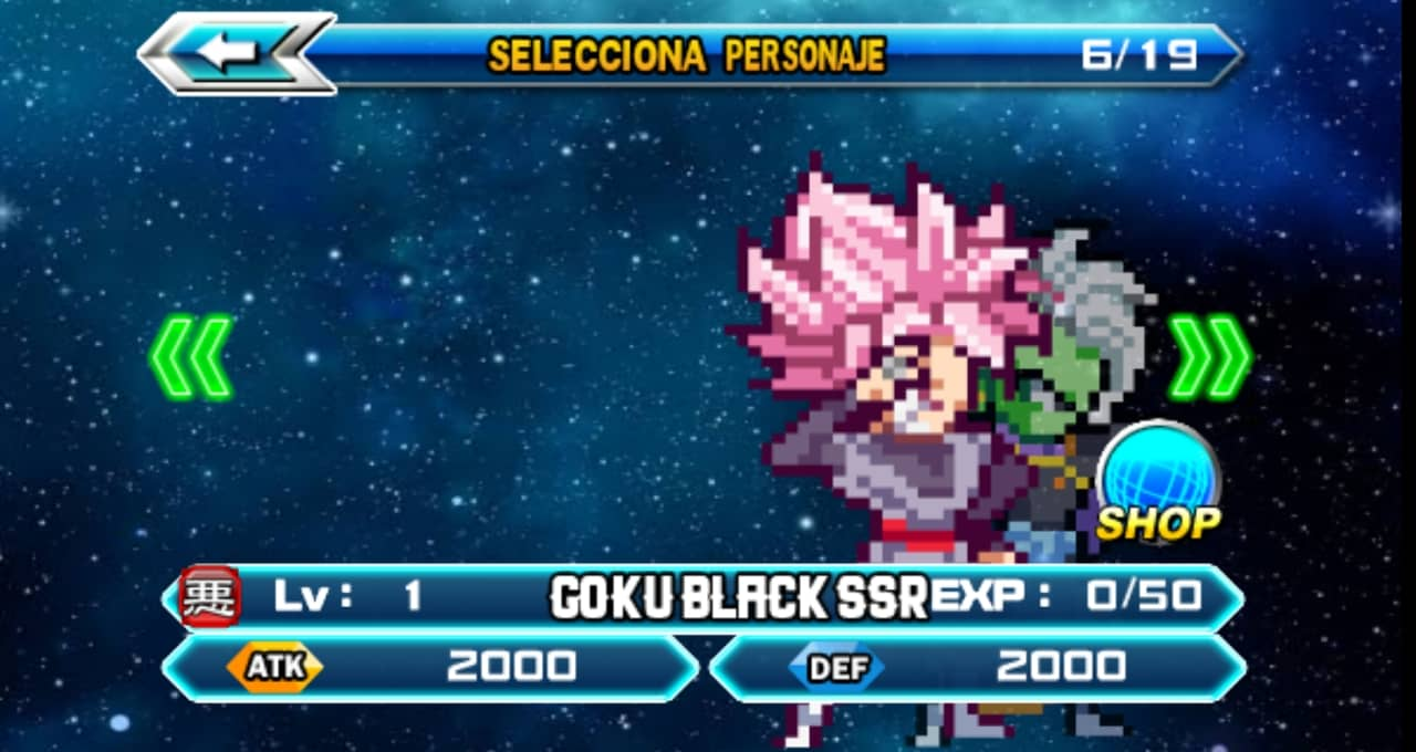 Mugen For Android Dragon Ball Z