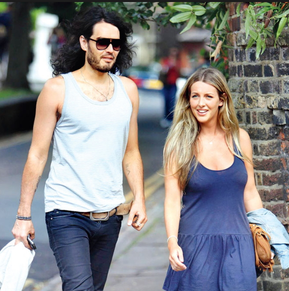russell brand Laura Gallacher wedding