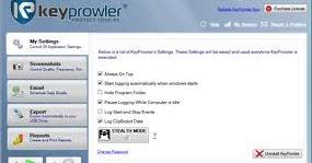 keyprowler serial