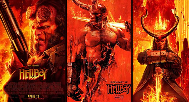 Hellboy (2019) Full Movie