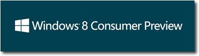 Windows 8 Consumer Preview Logo