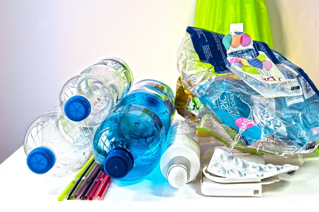 Limbah Plastik