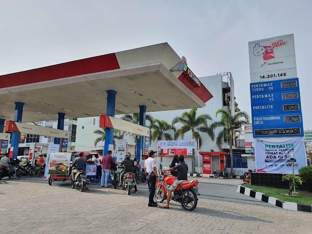 Pertamina Hadirkan Pertalite Seharga Premium di  Medan