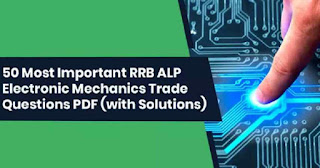 Electronic Mechanics Trade Questions