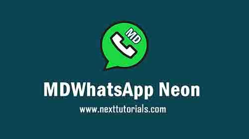 MDWhatsApp Neon v8.95 Apk Mod Latest Version Android,Install Aplikasi MD WhatsApp Neon unclone Terbaru 2021,tema mdwa keren,download wa mod anti banned 2021