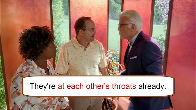 Arti At Each Other's Throats