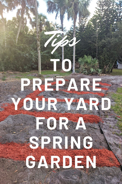 Tips to Prepare Your Yard for a Spring Garden