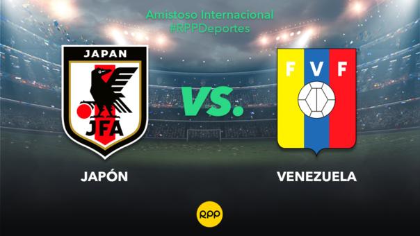 DEPORTES: Hat Trick de Salomon Rondon ante Japon en amistoso fecha FIFA
