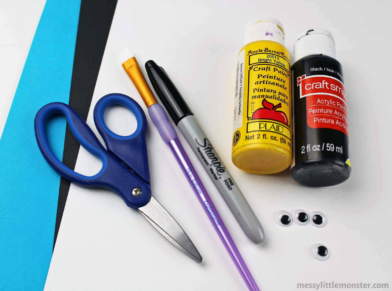squish art supplies