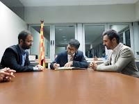 Consell d'alcaldes i alcaldesses del Gironès del mes de febrer