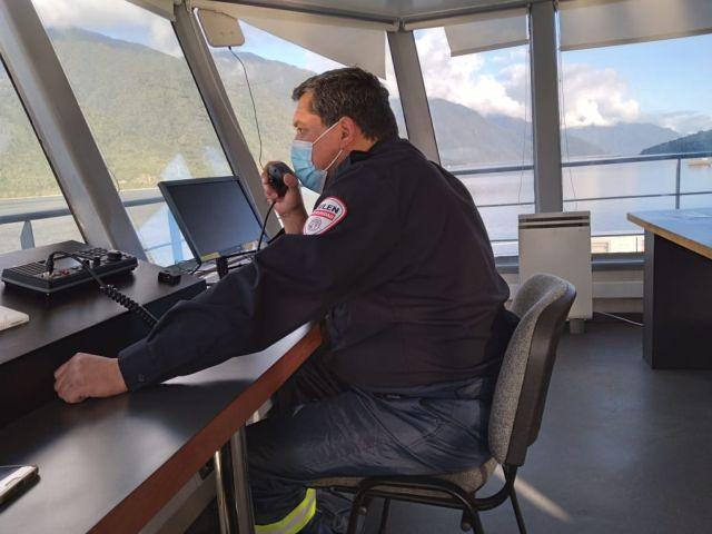 Seguridad marítimo portuaria