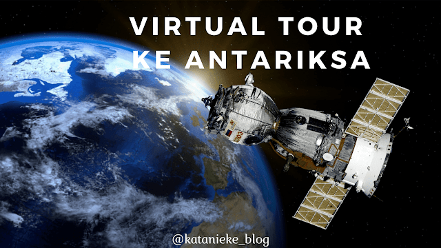 virtual tour ke antariksa