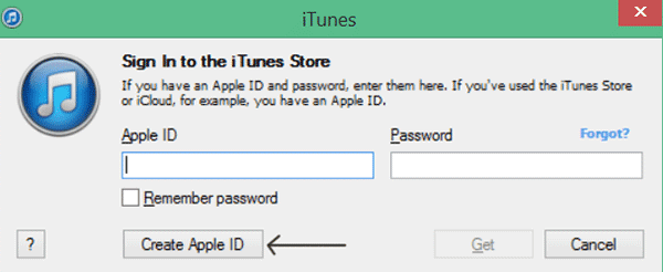 How to Create Apple iTunes Account without Credit Card
