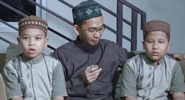Hafal 30 Juz Al Quran Serta Terjemahannya, 2 Anak Yatim dari Indonesia Ini Dijuluki 'Google Alquran'