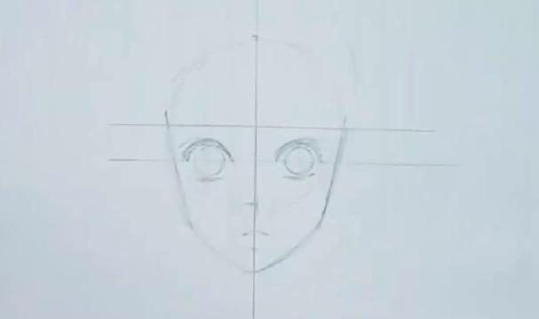 مدونة أرسم بالرصاص تعلم ببساطة رسم انمي جميلة بالخطوات