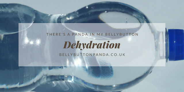 The effects of dehyration while fighting cancer. bellybuttonpanda.co.uk