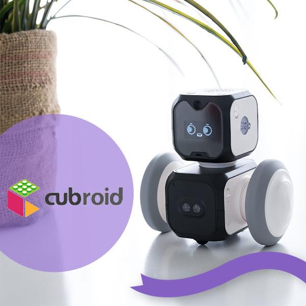 Review Cubroid Artibo, Robot Mainan Edukatif Untuk Anak