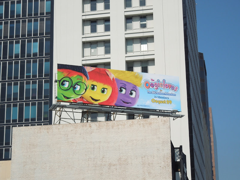 Oogieloves billboard
