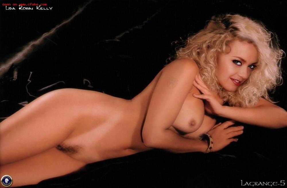 Lisa robin kelly nude