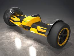 F1 Hoverboard 2.0