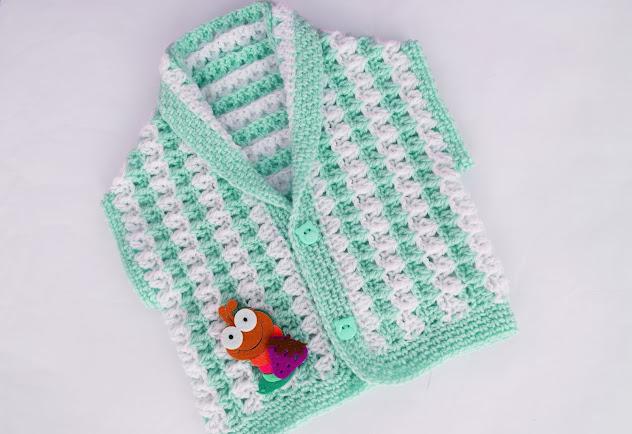 2 - Crochet Imagen Chaleco a crochet y ganchillo por Majovel Crochet