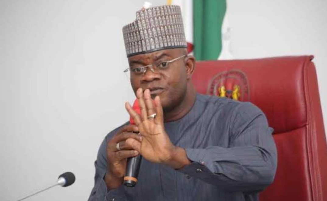 Governor Bello has been affirmed as winner of one of the worst elections in Nigeria's history